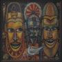«Африканські Маски», п.о., 80х80, 20082