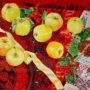 Жовті яблука.п,о.50,70.2011