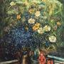 Каспрук В. К., 1948, Польові квіти, 1993, 65х48, п.о2