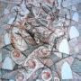 Кафарский -Прадавне-папір тонований. змішана техника.60х40см.2012р.