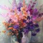 Квіти серпня.2012п.о.90х80