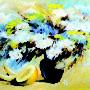 Теплий серпень, п.о, 75х95, 1996