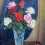 Троянди 1988р 52х65